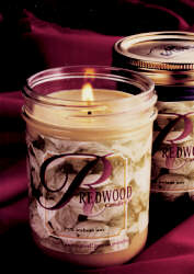 Soy Wax 100 hour candle