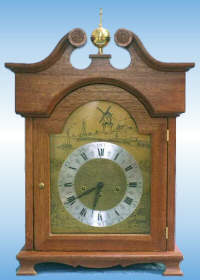 Grandfather Mantel Clock